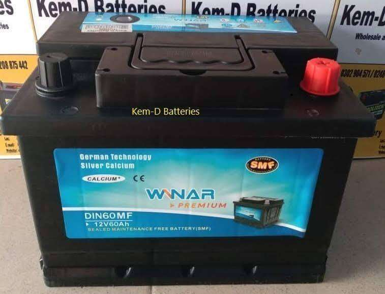 free delivery/13 plates battery/Brand new winar premium/yaris accent 0