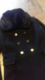 Кашемированое пальто