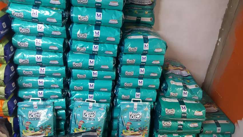 Montego dog food available at 279 quarry road east springfield 0