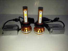 Светодиодные лампы LED в фары головного света/противотуманки 9006/HB4