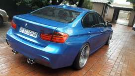 Bmw 320d F30 Msport 3 series Automatic For Sale