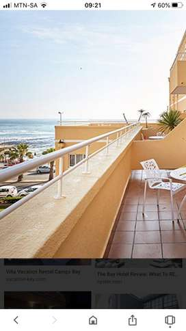 Cape Town Accommodation Riviera Suites Available