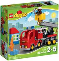 Image of Lego Duplo Fire truck, brand new sealed in the box