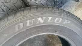 4×235/65/17 four DUNLOP tyres for sale