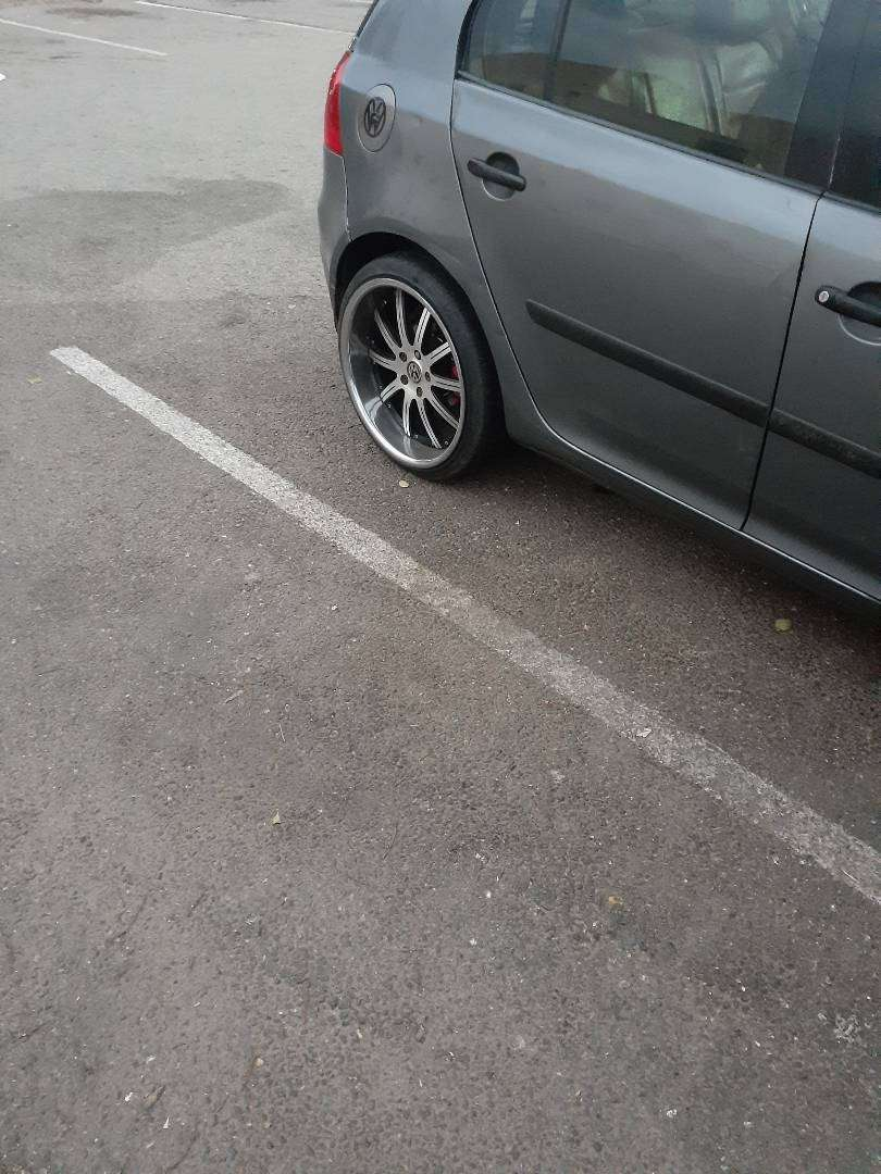 GOLF 5 sport engine in good condition new battery, 0