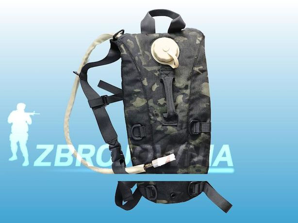 Hydration Pack Multicam Black Kielce - image 1