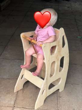 Baby high chair 3 in 1