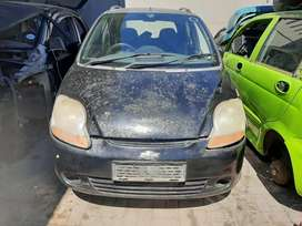 Stripping for parts - Chevrolet Spark - Cuelet Auto Spares