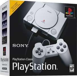 Playstation Classic New