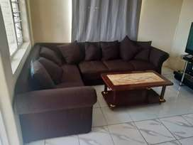 Two set Couches plus Coffee Table