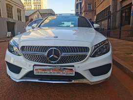 2016 Mercedes Benz C 180 AMG in a very good condition nice and clean