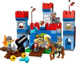 LEGO Duplo Королевская крепость 10577. Лего Дупло. Оригинал