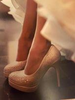 Свадебные туфли 38 размер