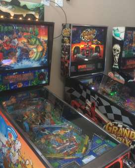 Pinball Machines Forsale