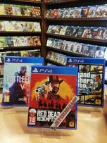 Gry PS4 / Xbox One GTA V / Fifa 19 / Red Ded Redemption 2 / Lego
