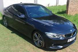 BMW 420d Couoe M.sport