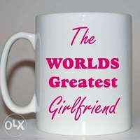 Beautiful Customized Mugs for all Occasions. 0