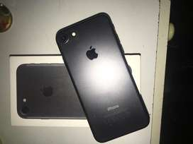 Iphone 7 128GB Black with box