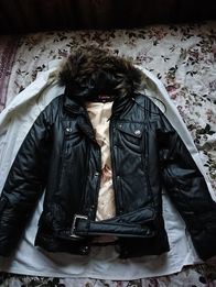 Куртка-пуховик женский. 44р.