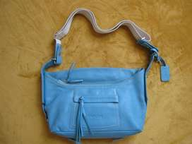 Handbag, NEW designed and made in Italy by Baccaglini - very SOFTEST T