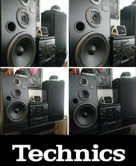MASSIVE TECHNICS SOUND SYSTEM FOR SALE OR SWAP