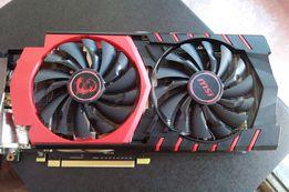 Видеокарта GeForce GTX 960 2 ГБ MSI gaming