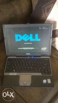 Image of Dell Latitude D430 laptop