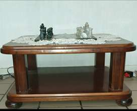 Beautiful real wooden coffee table