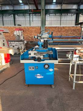 Profile grinder sharpener machine