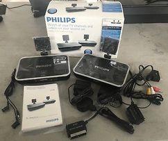 Bezprzewodowy przekaźnik audio/wideo PHILIPS SLV4200
