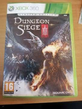 Xbox 360 Game Dungeon Siege III
