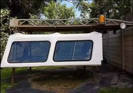 Canopy for Land Cruiser pickup
