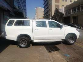 Toyota Hilux Rider 3.0 D4D 2009 model for SELL