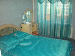 сдам 3-х комнатную квартиру посуточно в Новой Каховке по ул.пр. Победы