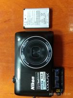 Продам свой фотоаппарат nikon coolpix S 4150