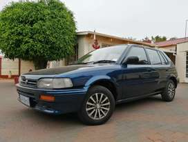 IMMACULATE Toyota Tazz Conquest Model 1.3 Manual