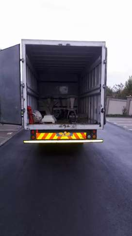 Furniture Removals and Truck Hire 4ton
