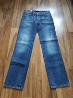 Jeansy Big Star L 27 W 34 nowe