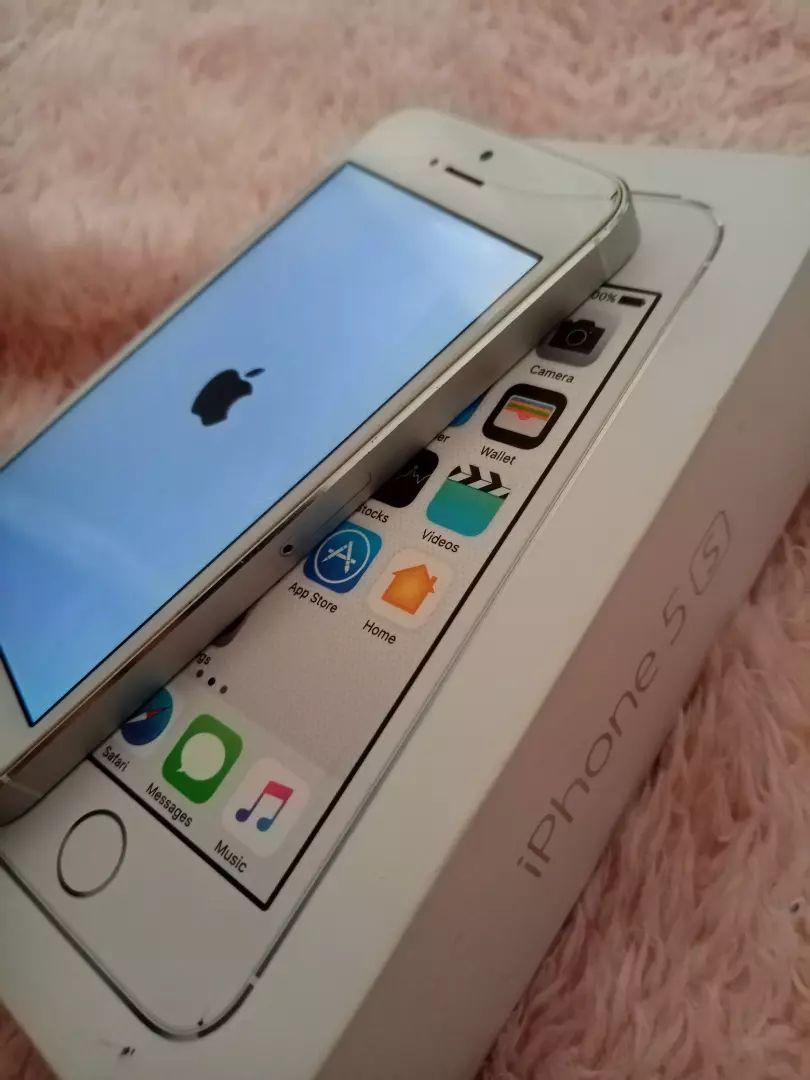 Utopený iPhone 5s 0