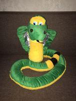 Мягкая игрушка Змея большая