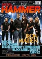 Metal Hammer 09/2010 Iron Maiden, Danzing, The Crown, Sabaton