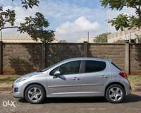 Automatic Peugeot 207 For Sale 0