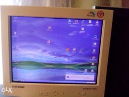 Продам монитор Samsyng SyncMaster 765 MB 17 дюймо