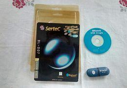 Bluetooth адаптер SerteC BL-007