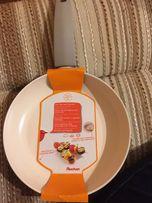 Patelnia ceramiczna z marketu Auchan