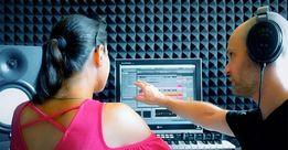 Студия звукозаписи: Создай свой трек/песню вместе с саунд-продюсером!