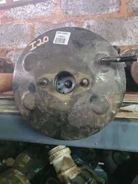 Hyundai i20 brake booster