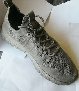 Grey Running/ Sports/ Casual Sneakers