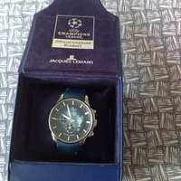 Jacques Lemans champions league 2012 Munich final watch, used for sale  South Africa