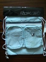 Новый спортивный Рюкзак-сумка-мешок Reebok Gymsack